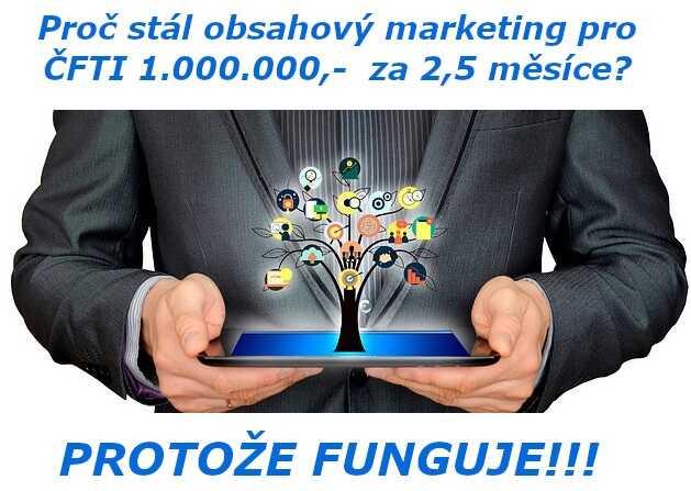 Cena obsahového marketingu