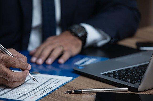 Smlouva o advokátní úschově